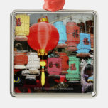 Chinese lanterns in China Metal Ornament