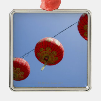 Chinese Lanterns Christmas Ornament