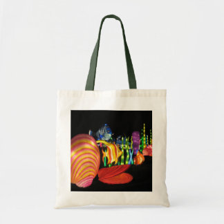 Chinese Lights Photo Image Budget Tote Bag