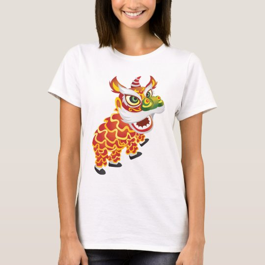 Chinese Lion Dance T-Shirt