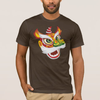 Chinese Lion Head T-Shirt