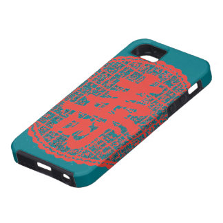 """""""Chinese Long Life"""" iPhone SE/5/5s Case"""