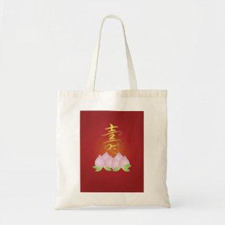 Chinese Longevity Birthday Bag