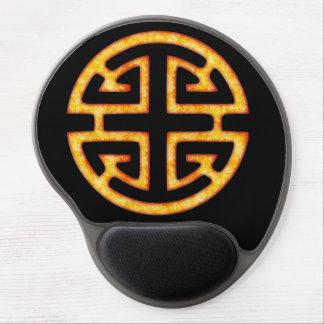 Chinese Lu Symbol Gel Mouse Pad