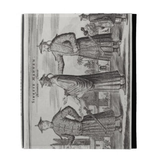 Chinese Men, a General Description from an account iPad Folio Covers