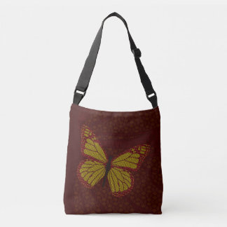 Chinese Monarch All-Over-Print Bag