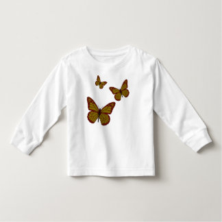 Chinese Monarch Kid's and Baby Light Shirt