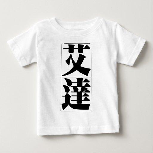 Chinese name for Ada 20001_3.pdf Tshirt