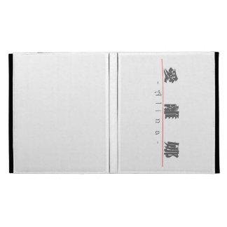 Chinese name for Alina 21264_3.pdf iPad Folio Cover