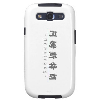 Chinese name for Armstrong 20428_4.pdf Samsung Galaxy SIII Case