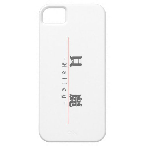 Chinese name for Bailey 21087_3.pdf iPhone 5 Covers