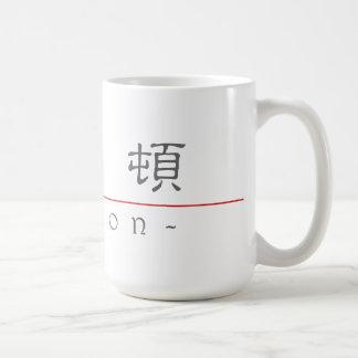 Chinese name for Barton 20451_2.pdf Coffee Mug