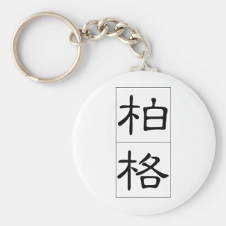 Chinese name for Berg 20462_2.pdf Keychain