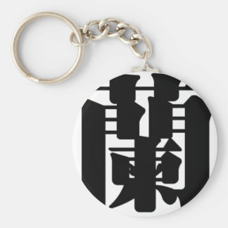 Chinese name for Blanche 20044_3 pdf Key Chains