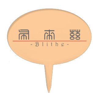 Chinese name for Blithe 20474_0 pdf Cake Picks