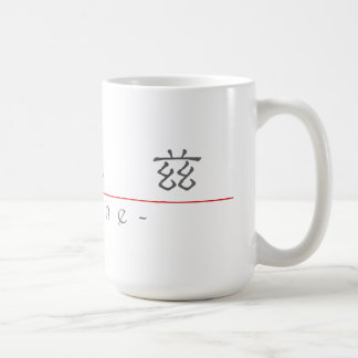 Chinese name for Blithe 20474_2.pdf Coffee Mugs