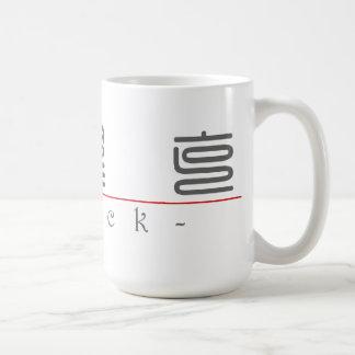 Chinese name for Brock 22324_0.pdf Coffee Mug