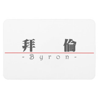 Chinese name for Byron 20495_3.pdf Magnet