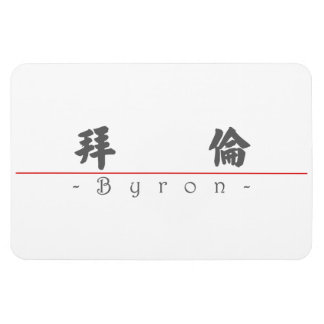 Chinese name for Byron 20495_4.pdf Magnet
