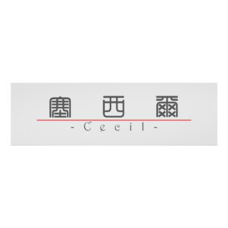 Chinese name for Cecil 20503_0.pdf Posters