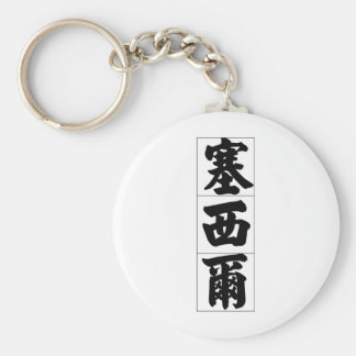 Chinese name for Cecil 20503_4.pdf Keychain