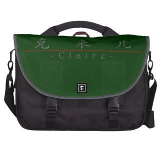 Chinese name for Claire 20065_1.pdf Laptop Messenger Bag