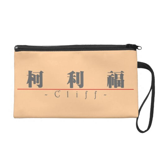 Chinese name for Cliff 20520_3.pdf Wristlet Clutches