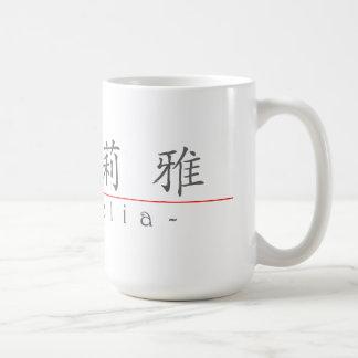 Chinese name for Cornelia 20071_1.pdf Coffee Mug