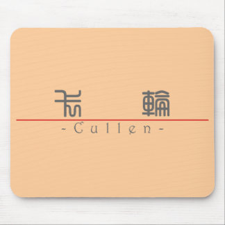 Chinese name for Cullen 22470_0.pdf Mouse Pad