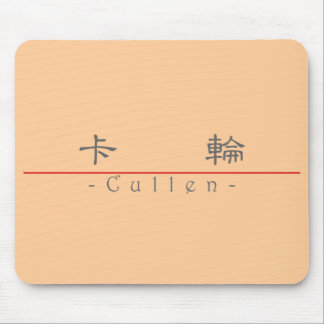 Chinese name for Cullen 22470_2.pdf Mouse Pad
