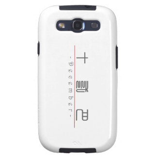 Chinese name for December 60016_0.pdf Galaxy SIII Case