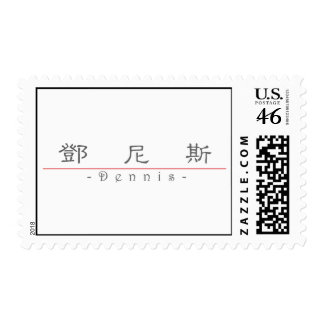 Chinese name for Dennis 20542_2 pdf Stamp