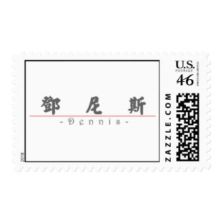 Chinese name for Dennis 20542_4 pdf Stamp