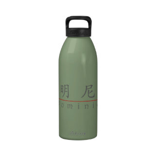 Chinese name for Dominic 20546_1.pdf Water Bottle