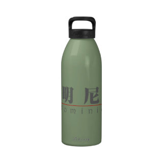 Chinese name for Dominic 20546_3.pdf Water Bottles