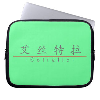 Chinese name for Estrella 21432_1 pdf Computer Sleeve
