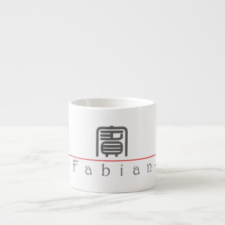 Chinese name for Fabian 20581_0.pdf Espresso Cup