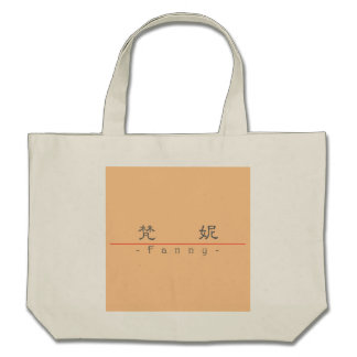 Chinese name for Fanny 20122_2.pdf Tote Bags