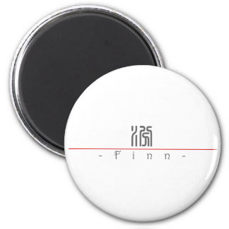 Chinese name for Finn 22303_0.pdf 2 Inch Round Magnet