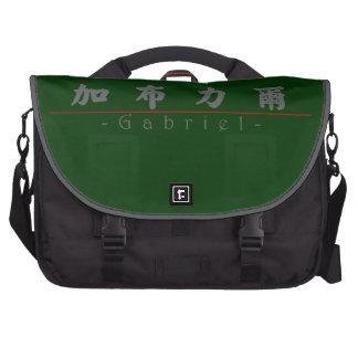 Chinese name for Gabriel 20591_4.pdf Laptop Computer Bag