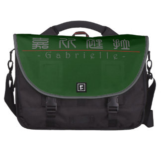 Chinese name for Gabrielle 20129_0.pdf Laptop Bags