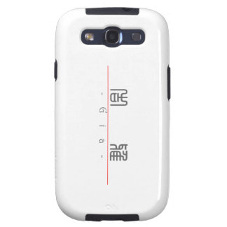 Chinese name for Gia 21298_0.pdf Galaxy S3 Cover