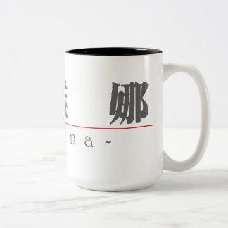Chinese name for Gianna 21062_3.pdf Two-Tone Coffee Mug