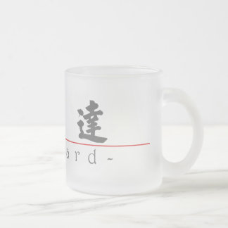 Chinese name for Goddard 20603_4.pdf Frosted Glass Coffee Mug