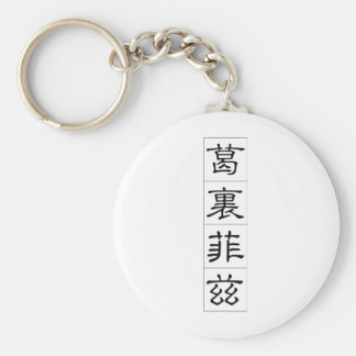 Chinese name for Griffith 20608_2.pdf Keychain