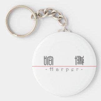 Chinese name for Harper 21053_0.pdf Key Chain