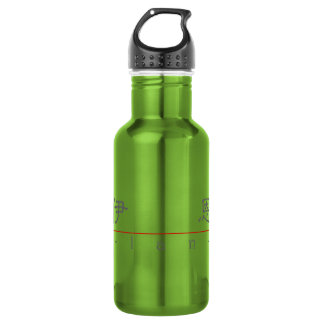 Chinese name for Ian 20639_2.pdf 18oz Water Bottle
