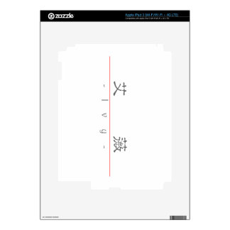 Chinese name for Ivy 20163_2.pdf iPad 3 Skins
