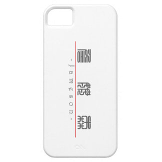 Chinese name for Jameson 22209_0.pdf iPhone 5 Cases