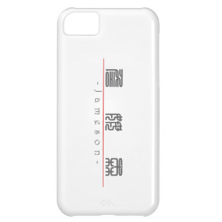 Chinese name for Jameson 22209_0.pdf iPhone 5C Covers